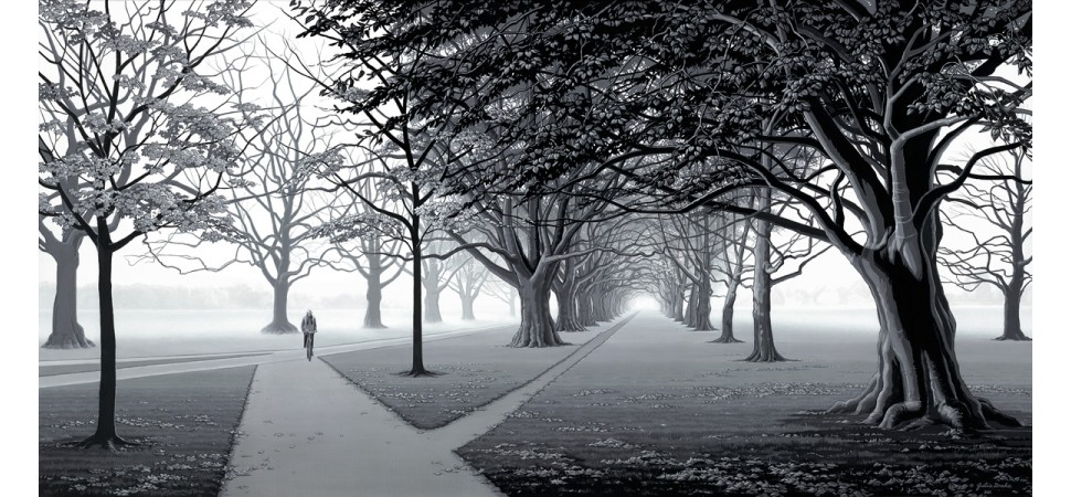 Out of the Mist Hagley Park